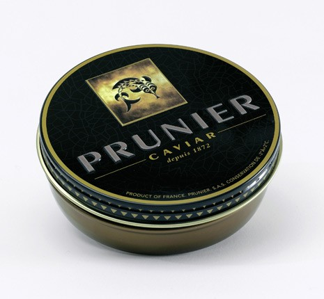 Prunier Kaviar Tradition; 30 g Vakuumdose, Caviar House