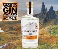 Isle of Skye - Misty Isle Gin 41,5% Vol. 700ml