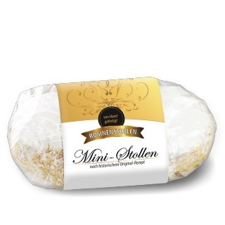 Dresdner Mini-Christstollen, 250 g