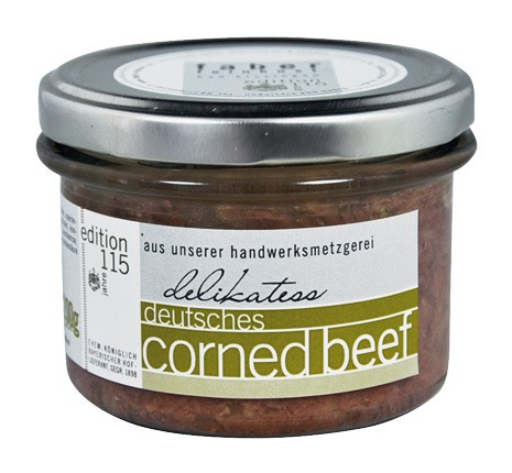 Faber, Delikatess Deutsches Corned Beef 200g