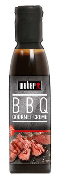 Weber-Grill-BBQ-Gourmet-Creme, Barbecue Gourmet Creme