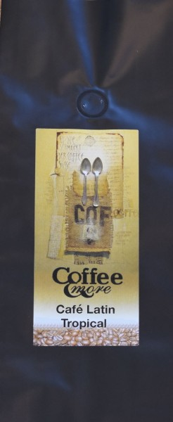 Café Latin Tropical - 1 kg ganze Bohnen - Coffee & More