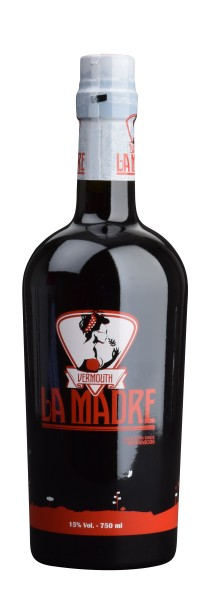 Vermouth LA MADRE Rot