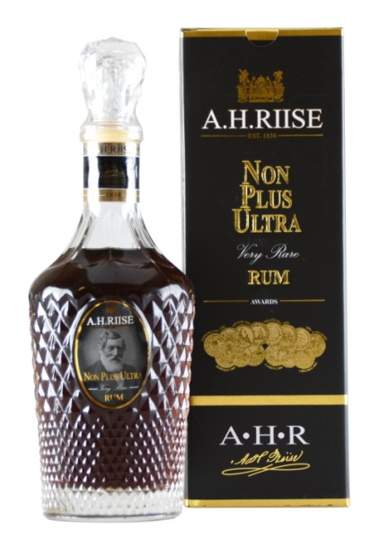 A. H. Riise, Non Plus Ultra Rum