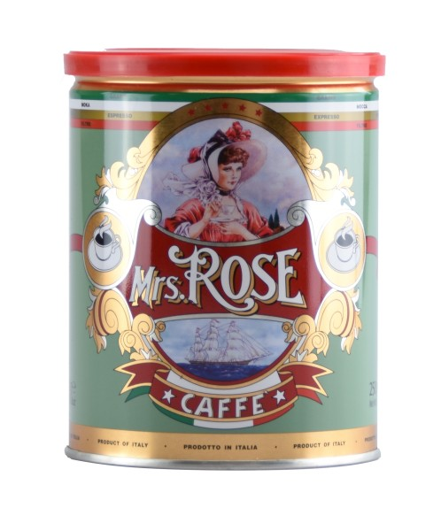 Mrs. Rose - Kaffee - Filter-Mahlung