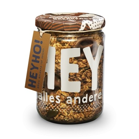 HEYHO! Late Night Breakfast Premium Bio-Granola