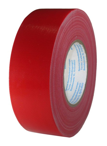 priotec® Industrie Panzerband Rot 50mm x 50m