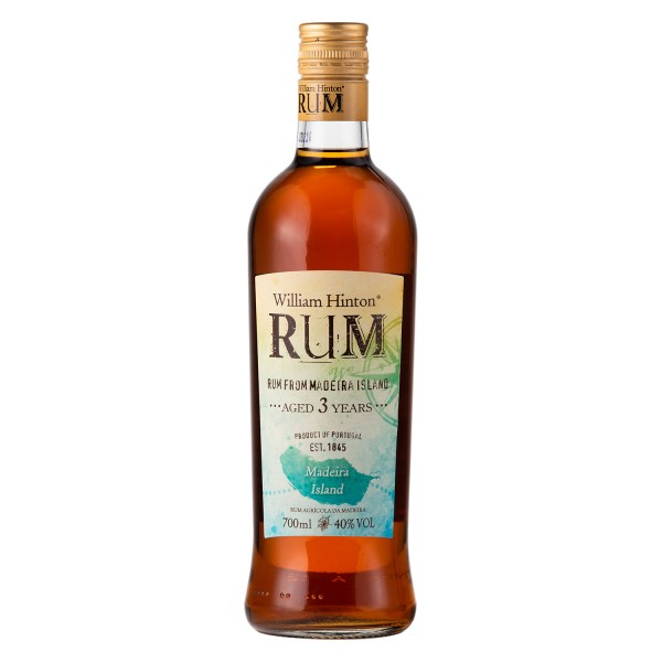 William Hinton Rum - 3 Jahre