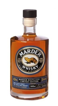 Marder Single Malt Whisky