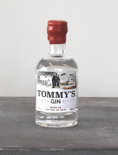 Isle of Skye - Tommy's Misty Isle Gin 45% Vol. 50ml